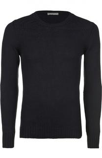 Вязаный пуловер Daniele Fiesoli