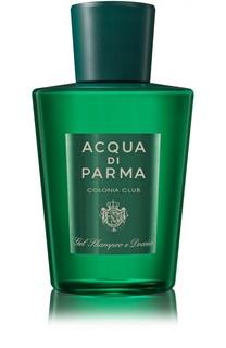 Гель для тела и волос Colonia Club Acqua di Parma