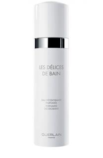 Дезодорант для тела Delices de Bain Guerlain