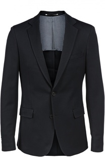 Пиджак из фактурной шерсти BOSS