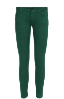 Укороченные джинсы-скинни Dolce & Gabbana