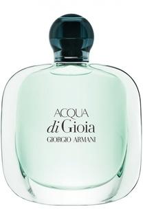Парфюмерная вода Acqua di Gioia Giorgio Armani