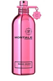 Интенсивая парфюмерная вода Roses Musk Montale