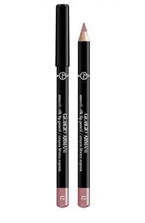 Smooth Silk Lip Pencil мягкий карандаш для губ 12 Giorgio Armani