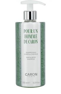 Гель для душа Pour Un Homme Caron