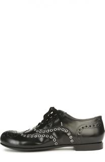 Туфли с аксессуарами Rocco P.