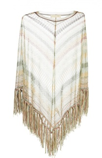 Пончо вязаное Valentino