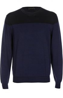 Вязаный пуловер Z Zegna
