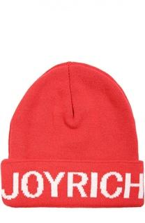 Шапка с логотипом бренда Joyrich