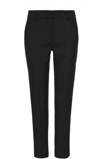 Укороченные брюки прямого кроя Armani Collezioni