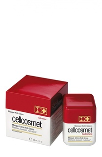 Крем-маска анти-стресс Cellcosmet&Cellmen Cellcosmet&Cellmen