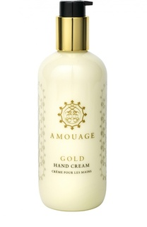 Крем для рук Gold Amouage