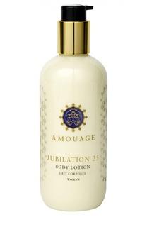 Молочко для тела Jubilation XXV Amouage