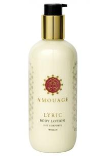 Молочко для тела Lyric Amouage