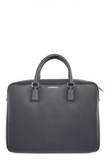 Кожаная сумка для ноутбука Trofeo Ermenegildo Zegna