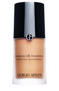 Luminous Silk тональный крем оттенок 4 Giorgio Armani