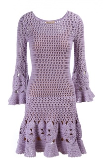 Вязаное платье Michael Kors