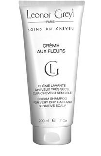 Крем-шампунь с экстрактами цветов Crème aux Fleurs Leonor Greyl