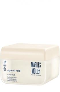 Матовая паста для укладки волос Marlies Moller