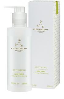 Успокаивающий освежающий тоник Soothing Skin Tonic Aromatherapy Associates