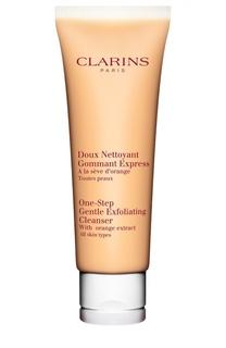 Очищающий пенистый крем с отшелушивающим эффектом Clarins
