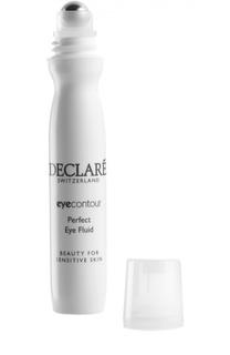 Восстанавливающий гель для кожи вокруг глаз с массажным эффектом Perfect Eye Fluid Declare