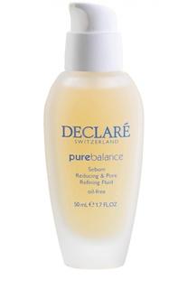 Интенсивное средство, нормализующее жирность кожи Sebum Reducing & Pore Refining Fluid Declare