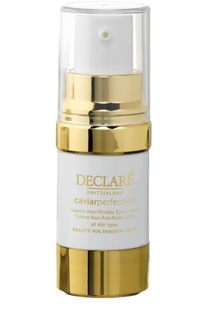 Крем-люкс против морщин для глаз с экстрактом черной икры Luxury Anti-Wrinkle Eye Cream Declare
