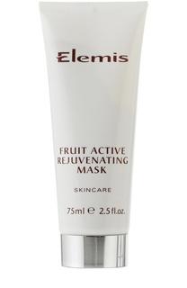 Увлажняющая anti-age маска для лица Клубника-Киви Fruit Active Rejuvenating Mask Elemis