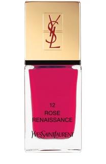 La Laque Couture Лак для ногтей №12 YSL