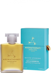 Восстанавливающее масло для ванны Revive Evening Bath & Shower Oil Aromatherapy Associates