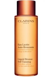 Лосьон для искусственного загара лица Clarins
