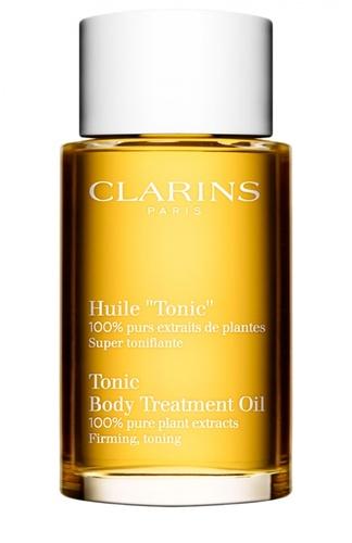 Тонизирующее масло для тела Clarins