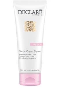 Деликатный крем-гель для душа Gentle Cream Shower Declare