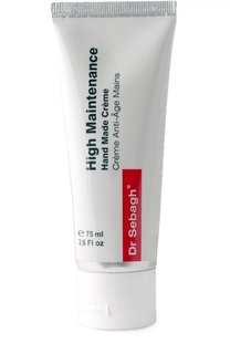Крем абсолют для рук High Maintenance. Hand Made Cream. Anti-Ageing Formula Dr.Sebagh