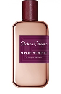 Парфюмерная вода Blanche Immortelle Atelier Cologne