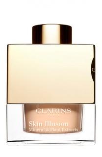 Минеральная рассыпчатая пудра Skin Illusion Fond de Teint Poudre Libre 110 Clarins