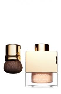 Минеральная рассыпчатая пудра, придающая сияние коже Skin Illusion Fond De Teint Poudre Libre 109 Clarins