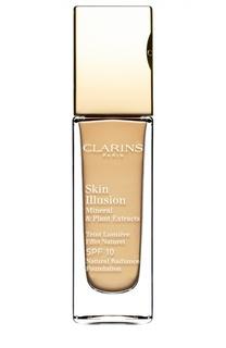 Увлажняющий тональный крем Skin Illusion SPF10, 108 Clarins