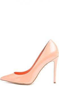 Лаковые туфли на шпильке Le Silla