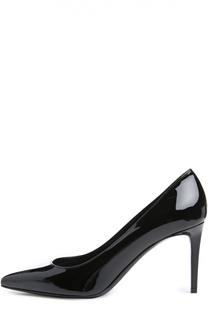 Лаковые туфли Paris Skinny на шпильке Saint Laurent