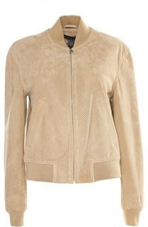 Замшевая куртка Ralph Lauren