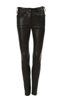 Кожаные леггинсы Givenchy