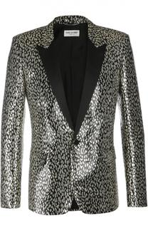 Вечерний пиджак Saint Laurent