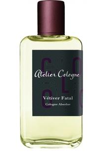 Парфюмерная вода Vetiver Fatal Atelier Cologne
