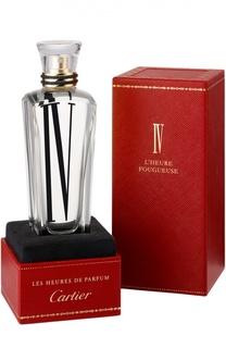 Туалетная вода Les Heures De Parfum IV l`heure fougueuse Cartier