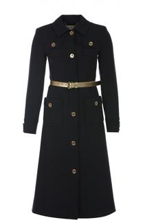 Пальто с ремнем Michael Michael Kors