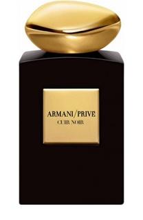 Парфюмерная вода Cuir Noir Giorgio Armani