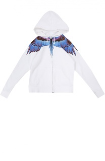 Кардиган спортивный Marcelo Burlon Kids of Milan