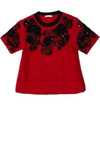 Толстовка джерси Dolce & Gabbana